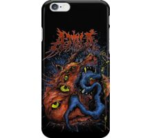 Attila Wolf iPhone Case/Skin