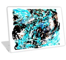 Distortion Fire Laptop Skin