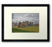 Raby Castle Framed Print