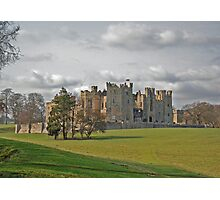 Raby Castle Photographic Print