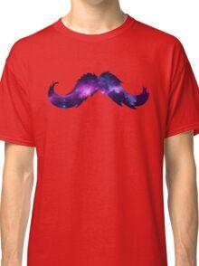 Space Moustache Classic T-Shirt
