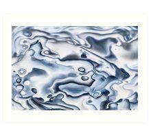 ocean swell Art Print