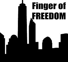 Freedom Tower by demumbrum93