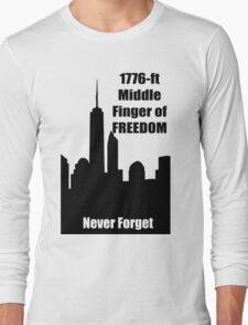Freedom Tower Long Sleeve T-Shirt