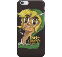 Fear & Loathing in Hyrule iPhone Case/Skin