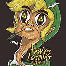 Fear & Loathing in Hyrule by andresMvalle