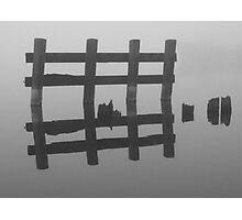Lake Union Silhouette Photographic Print