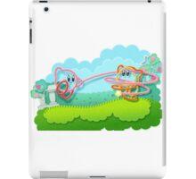 Kirby's Epic Yarn iPad Case/Skin