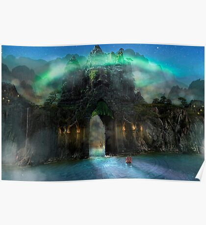 The Jade Gates Poster