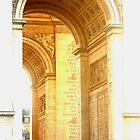 Arc de Triomphe by mkl .