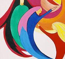 Spirits 3 by Jamie Winter-Schira
