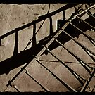 windmill blades shadows by ragman
