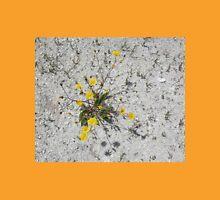Yellow Desert Flowers Unisex T-Shirt
