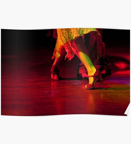 Tango Color Poster