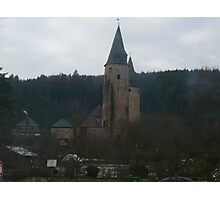 Burg Bruch Photographic Print