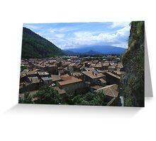 Foix Greeting Card