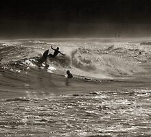 Surfin @ Newy by monkeyfoto