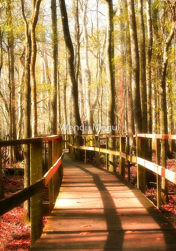 Nature Walk by Wendy Mogul