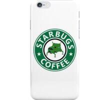 Starbugs (Starbucks) Coffee iPhone Case/Skin
