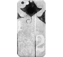 Manta Pillow 2 iPhone Case/Skin