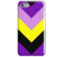 V-Lines iPhone Case/Skin
