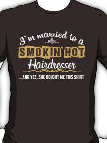 Funny Hairdresser T-shirt T-Shirt