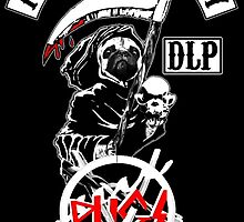 pugs of anarchy by darklordpug