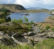 Blaenau Ffestiniog Area North Wales by amao1202
