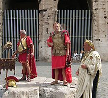Friends, Romans, Countrymen ... by Tom Gomez