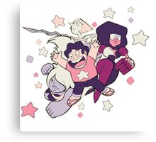 Steven Universe - Gem Warriors! Canvas Print