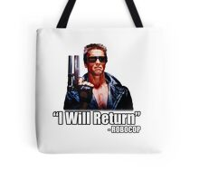 Troll Quotes - Termicop Tote Bag