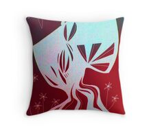 Unlikely Gardener - Series 2 Throw Pillow