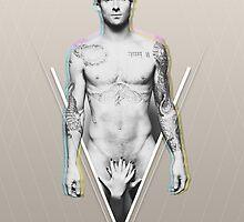 Adam Levine B&G by aivis001