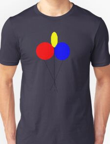Colour Ballons Unisex T-Shirt