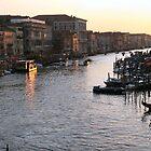 Grand Canal of Venice by Judson Joyce