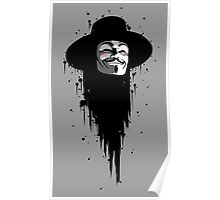 Vendetta Ink Poster