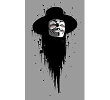 Vendetta Ink Photographic Print