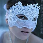 Lace Face by eyefeather