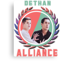 Dethan Alliance Canvas Print