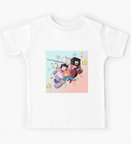 Gem Warriors v2 Kids Tee