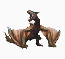 Tigrex - Monster Hunter Kids Clothes