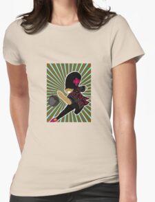 Kung fu Hairos - Bee Hived Ball breaker T-Shirt