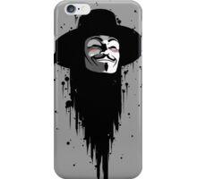 Vendetta Ink iPhone Case/Skin