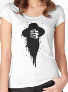 Vendetta Ink Women's Fitted Scoop T-Shirt