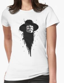 Vendetta Ink Womens Fitted T-Shirt