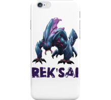 REK'sai iPhone Case/Skin