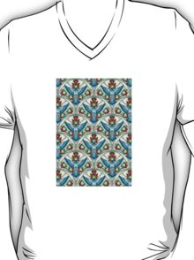Bluebird In The Strawberry Patch  T-Shirt