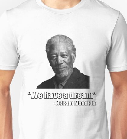 Troll Quotes - Morgan Mandela Unisex T-Shirt