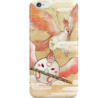 Moegami iPhone Case/Skin