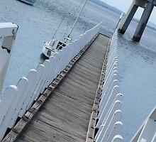Pier by houndpix